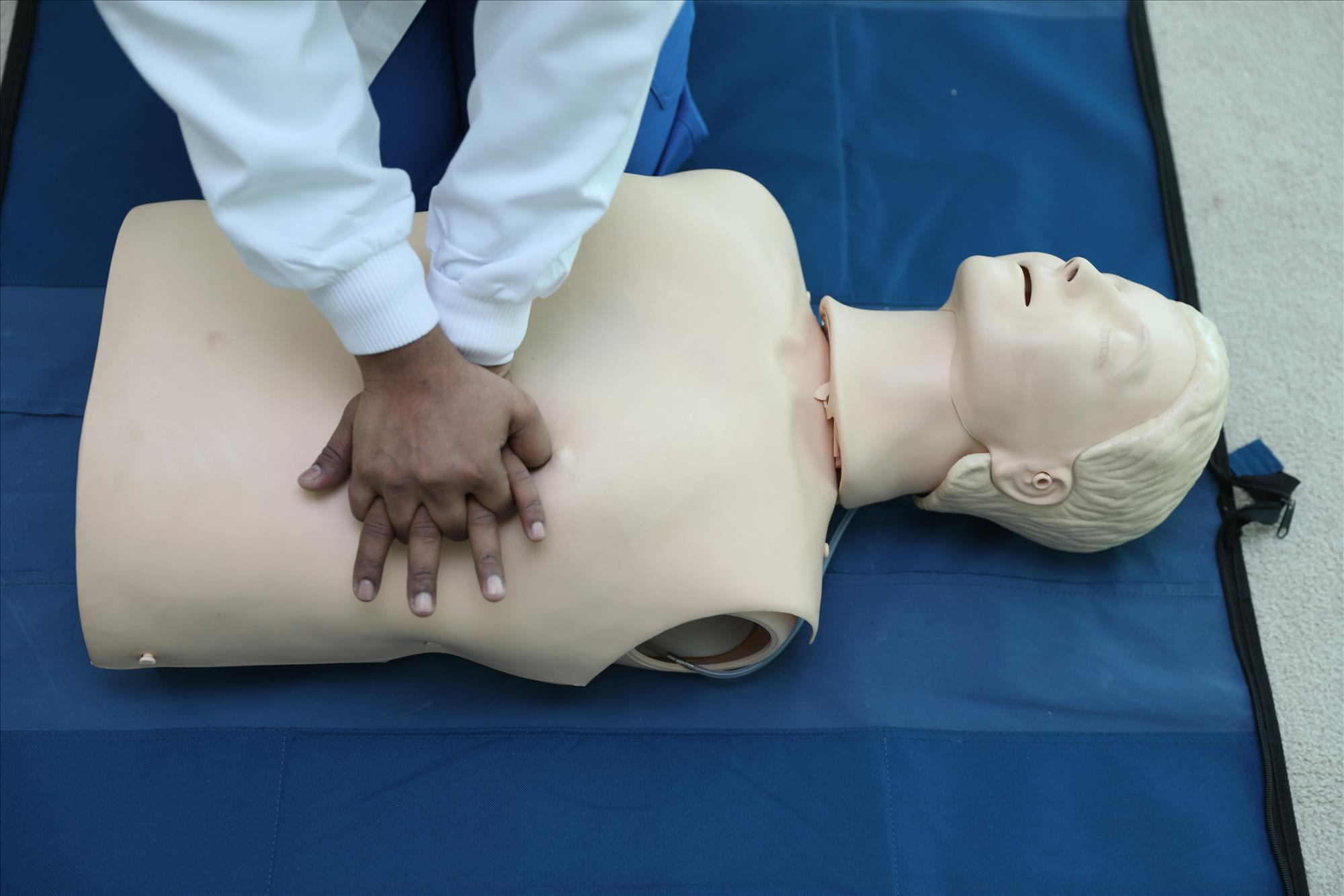 ACLS ( 2 days Wed & Thurs) 20-21/1/2021 8:30 Am-2:00 Pm